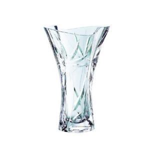 グラスワークスナルミ ガイア 25cm花瓶 GW3501-98255 (272-12) 内祝い 快気祝 お供え 香典返し等|agc2