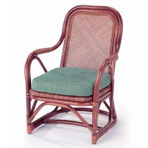 送料無料 2種類から選べる 上質な 籐 アームチェアー アジロ編( ラタン チェア ダイニングチェアー 椅子 いす 敬老の日 イス A-55D )|age