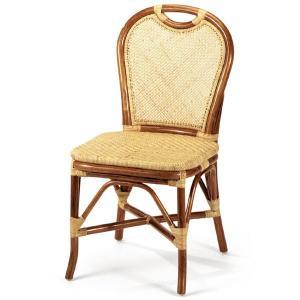 送料無料 上質な 籐 レストランチェアー アジロ編み 幅44 高さ85 ( ラタン チェア ダイニングチェアー 椅子 いす 敬老の日 イス B-106A )|age