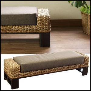 完売致しました。幅150cm アジアン ベンチ スツール 木製 ベンチチェア C129-2AT アジアン家具|age