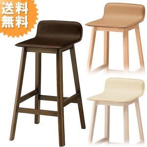 送料無料 座面高60cm シンプル 木製 カウンターチェアー ( バーチェアー ハイチェアー カフェチェアー 椅子 いす イス CC-201-B )|age