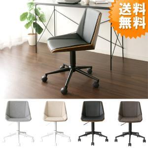 オフィスチェア おしゃれ 曲げ木 事務椅子 お洒落 ワークチェア Cuddle カドル CH-J3900 シンプル 送料無料 新生活 age