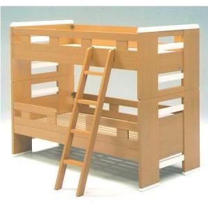 完売致しました。 地震対策 2段ベッド 【 送料無料 】( 二段ベッド モダン ティンク フェアリー ) age