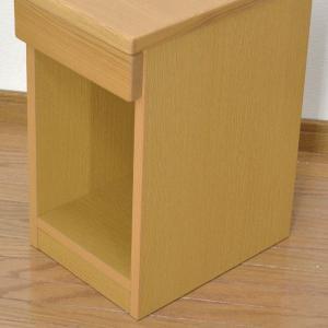 完売致しました。送料無料 幅25cm ナイトテーブル コンセント付き 引き出し付き スリム 細い 省スペース コンパクト サイドテーブル MG-25|age|04