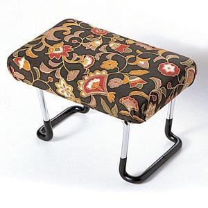 コンパクト 折りたたみ式 らくらく正座椅子 色:金茶【 日本製 送料無料 】 【正座座椅子 正座イス 正座座いす 座椅子 正座 正座椅子】|age