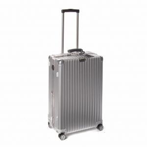 リモワ/RIMOWA キャリーバッグ メンズ CLASSIC FLIGHT スーツケース 63L シルバー 97463 97163004-0002-0013