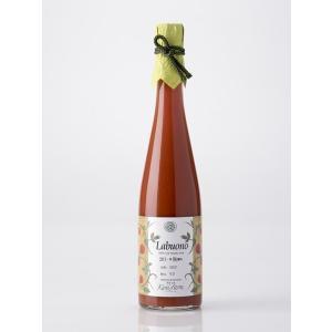贅沢果実トマトジュースラボーノ500ml シリアルナンバー付き高級トマトジュース化粧箱入り