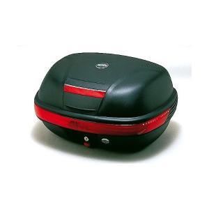 GIVI(ジビ) モノキーケース(トップケース / リアボックス) 未塗装ブラック E460NF3D...