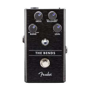 Fender エフェクター The Bends Compressor Pedal