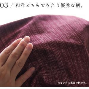 座布団カバー 和市松 銘仙判 55x59cm ...の詳細画像5