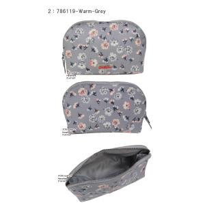 キャスキッドソン カーブド メイクアップ バッグ コスメポーチ 786416 786119 化粧ポーチ Curved Make Up Bag Cath Kidston ag-1374 agora-store 03