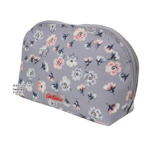 キャスキッドソン カーブド メイクアップ バッグ コスメポーチ 786416 786119 化粧ポーチ Curved Make Up Bag Cath Kidston ag-1374 agora-store 04