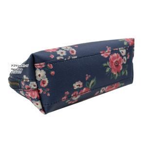 キャスキッドソン カーブド メイクアップ バッグ コスメポーチ 786416 786119 化粧ポーチ Curved Make Up Bag Cath Kidston ag-1374 agora-store 06