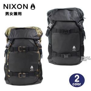 NIXON リュック C2841 ニクソン Small Landlock スモールランドロック バッ...