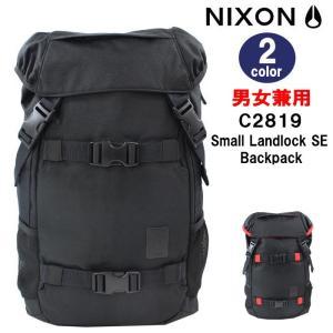 NIXON リュック C2819 ニクソン Small Landlock SE Backpack ス...
