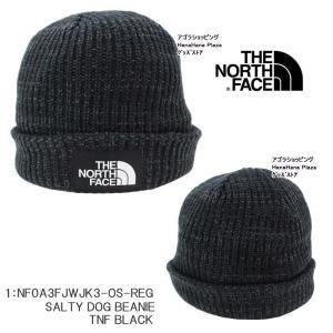 THE NORTH FACE 帽子 NF0A3FJWJK3-OS-REG SALTY DOG BEANIE TNF BLACK OS/REG ザ・ノース・フェイス ニット帽 ビーニー ノースフェイス 男女兼用 ag-261700 agora-store 03