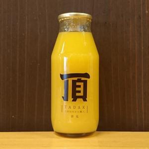 頂‐清見‐小瓶180ml【三代目みかん職人】|agoramarche