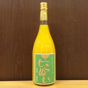 不知火ジュース720ml【稲田】|agoramarche