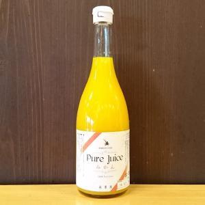 Pure Juice(みかん)720ml【森農園】|agoramarche
