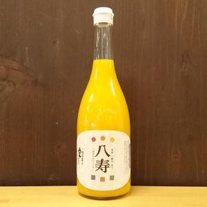 八寿 みかんジュース720ml【杉本果樹園】|agoramarche