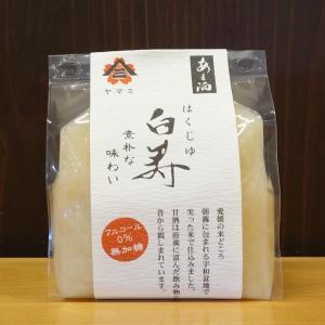 宇和ヤマミ醤油 白寿 agoramarche