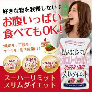 スーパーリミットスリムダイエット 脂質 糖質 健康 ダイエット サプリメント|agp-supplement