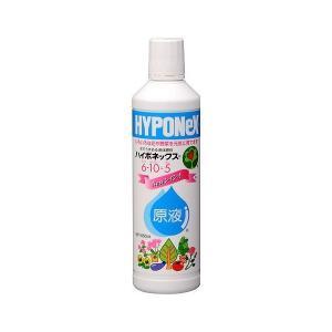 ハイポネックス 液体肥料 Newレイシオ 原液 450ml|agreable1999