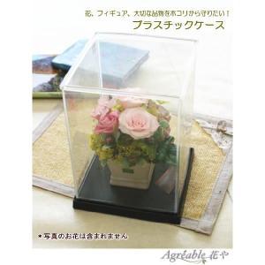 送料無料商品と同梱で送料0円!お花、フィギュア、大切な品を埃から守る!ボックス「プラスチックケース/UK3260」高さ60cm幅・奥行き32cm|agreable1999