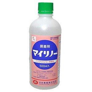 低気泡性展着剤マイリノー 500ml|agrimart