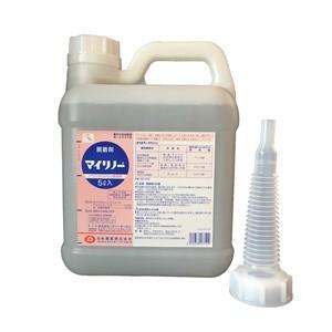 低気泡性展着剤マイリノー 5L|agrimart