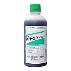 芝生と非農耕地の除草剤 ザイトロンアミン液剤 500ml|agrimart
