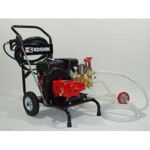 (元通常売価)工進 4サイクルエンジンセット洗浄動噴 DM-30(標準8.5mmホース10m付き)|agriz