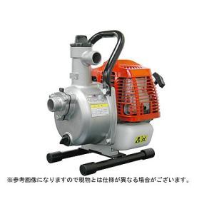工進 2サイクルエンジンポンプ KM-25S(ハイデルスポンプ) スタート名人(三菱エンジン搭載)|agriz