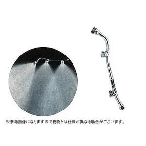 ヤマホ 新広角タテ3頭口(G1/4)(噴霧器 噴霧機 動噴 防除 ノズル 噴口)|agriz