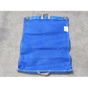 シンセイ メッシュコンバイン袋 (両取っ手) 100枚入 ネットになって籾(もみ)が蒸れにくいメッシュタイプのコンバイン袋|agriz