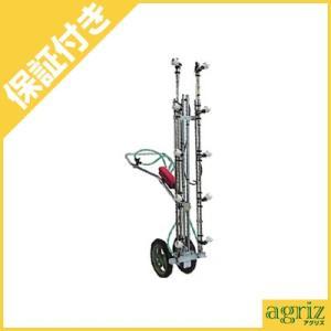 (プレミア保証付) 有光 動噴用 静電ノズル AES-10BT|agriz