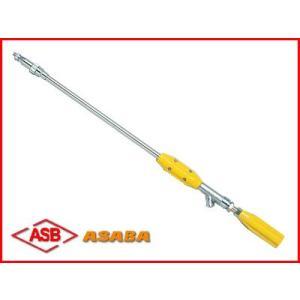 アサバ(麻場) スーパー洗浄ノズルS型 G1/4(噴霧器・噴霧機・動噴・防除用)|agriz