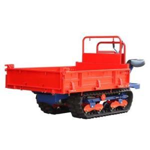 筑水キャニコム クローラー運搬車 BK65RCTDP (セル付き) (500キロ積載) (箱形三方開) (ワイド・ロング荷箱) (油圧ダンプ)|agriz