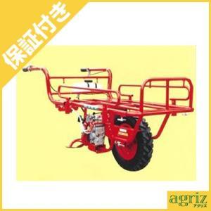 (プレミア保証プラス付) エルタ 動力一輪車(運搬車) PC2-6S (150キロ積載)(パワーカート/普通タイヤ仕様)(ホイール式運搬車)|agriz