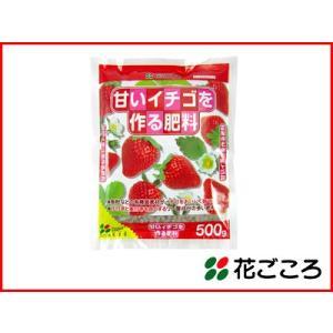 花ごころ 甘いイチゴを作る肥料 500g  40セット