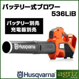 ハスクバーナ バッテリー式ブロワー 536LiB|agriz