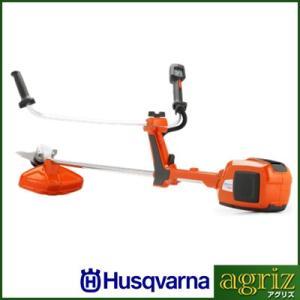 【ハスクバーナ】 536LiRX 充電式草刈機 刈払機  【ループハンドル】  【バッテリー・充電器付】|agriz
