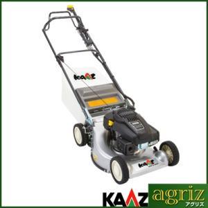 (カーツ) LM4861KOS-BU 芝刈機 芝刈り機 (刈幅480mm)(スイングブレード仕様)(ロータリー式)(自走式)|agriz