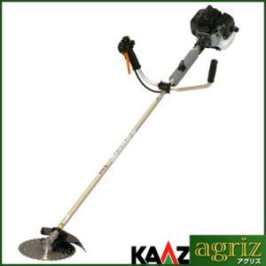 (カーツ) XP260-K26(W) 草刈機 刈払機 (両手ハンドル)(26ccクラス) agriz