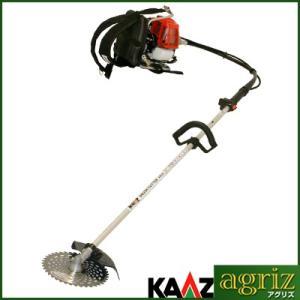(カーツ) XRE26(S) 背負式草刈機 刈払機 (ループハンドル)(26ccクラス) agriz