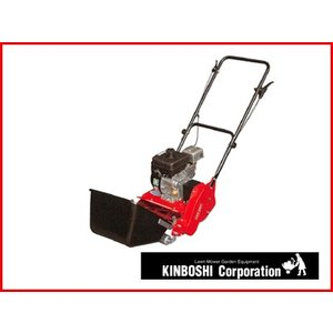キンボシ・ゴールデンスター GRS-3001 エンジン式 芝刈機 (刈幅:300mm) (リール刃)(手押し式)|agriz