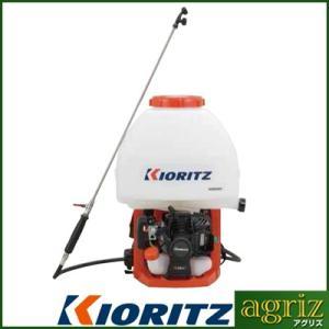共立 背負式動力噴霧器 SHRE225G(22Lタンク)(噴霧機 動噴 エンジン式)|agriz