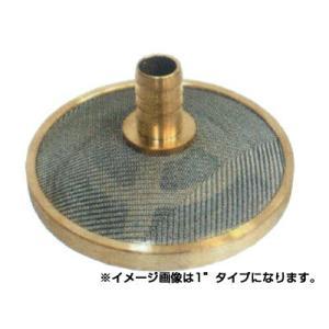 永田 3/4インチ円盤ストレーナー(外径125m/m)(噴霧器 噴霧機 動噴 防除 噴口 ノズル)|agriz