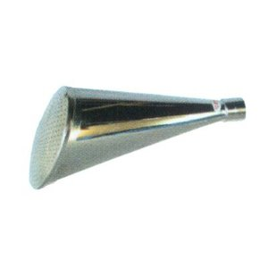 永田 8.5mm 小判ハス口(5石)(G1/4)(噴霧器 噴霧機 動噴 防除 噴口 ノズル)|agriz