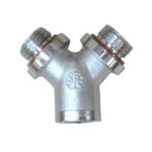 永田 8.5mm 分水金具(G1/4)(噴霧器 噴霧機 動噴 防除 噴口 ノズル) agriz